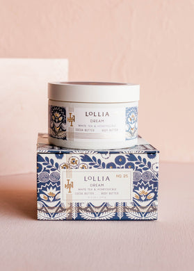 Lollia-Dream No. 25-Whipped Body Butter
