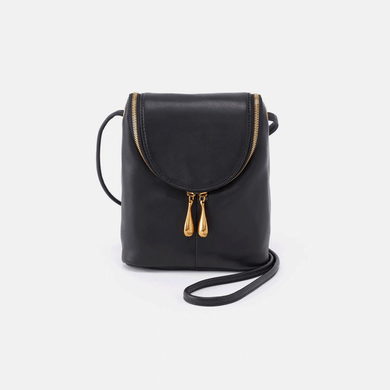 Fern Crossbody-Black