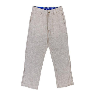 Pants-Champ-Flax Linen