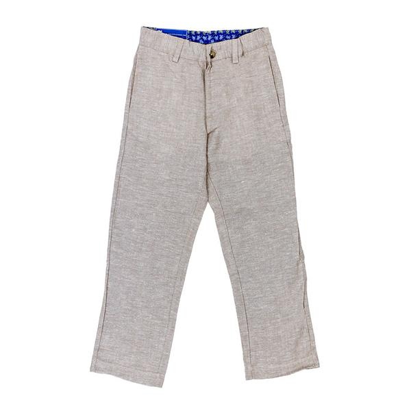 J Bailey-Champ Pants-Flax Linen