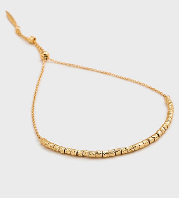 Laguna Adjustable Bracelet-Gold
