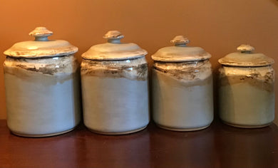 Peaceful-Canister Set (4)