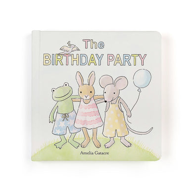 Birthday Party Book
