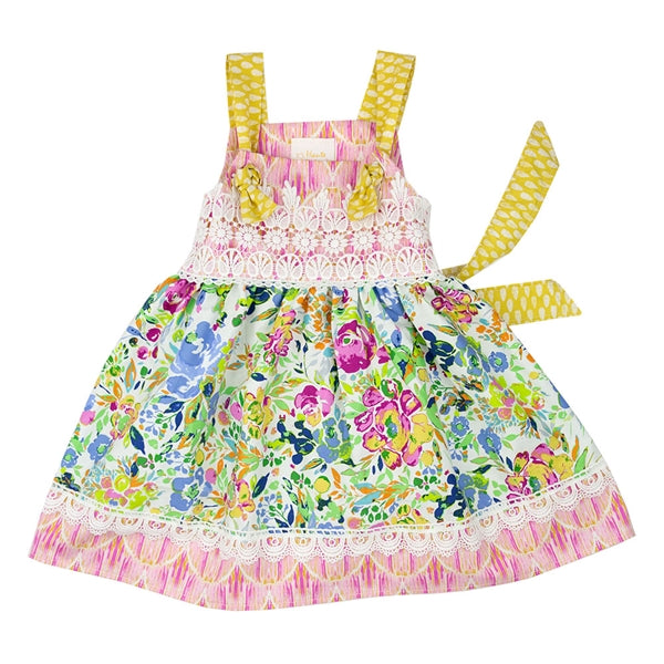Haute Baby-Floral Fantasy Dress