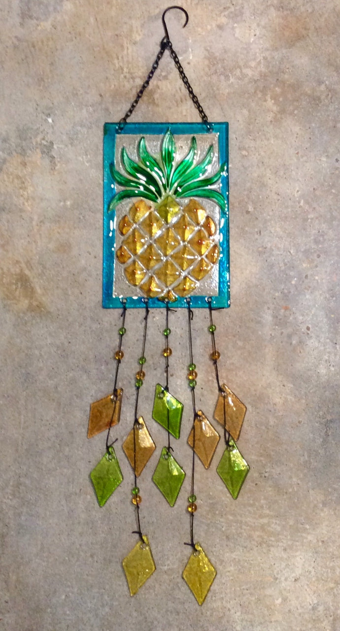 Pineapple Suncatcher