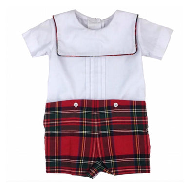 TBBC-Beauregard Button-Ins-Worth Avenue white w/Society Prep Plaid