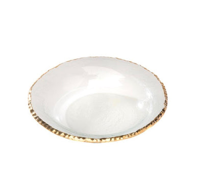 Edgey Soup/Salad Bowl-Gold