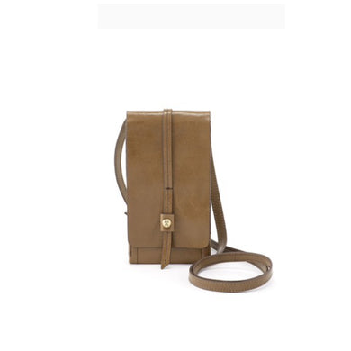Token Wallet Crossbody-Mink