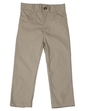Properly Tied-LIL DUCKLINGS CHARLESTON PANT KHAKI