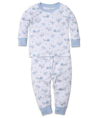 Kissy Kissy-Boys Snug Fit Pajama Set-Game