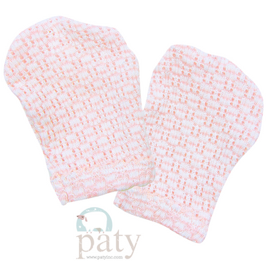 Paty Mittens-Pink