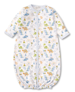 Kissy Kissy-Baby Boys Convertible Gown-Dino Dash