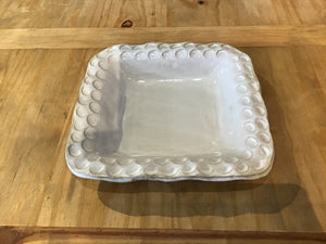 High Cotton-Square Serving Bowl