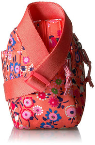 Coral Meadow-Lighten Up on the Horizon Crossbody Handbag