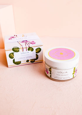 Lollia-This Moment No. 43-Whipped Body Butter