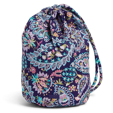 French Paisley-Ditty Bag