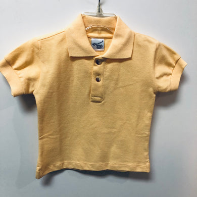 Glorimont-Baby Boys S/S Polo-Yellow