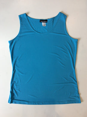 Ronnie Salloway Classic Tanks(Carolina Blue - Red)