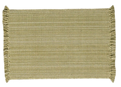 Casual Classics Placemat-Wheat