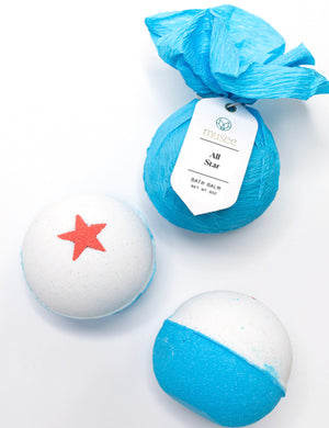 All Star Bath Balm
