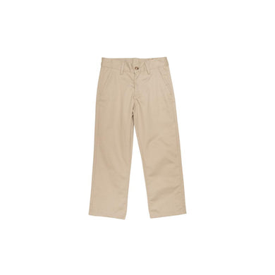 TBBC-Prep School Pant Keeneland Khaki with Nantucket Navy Stork