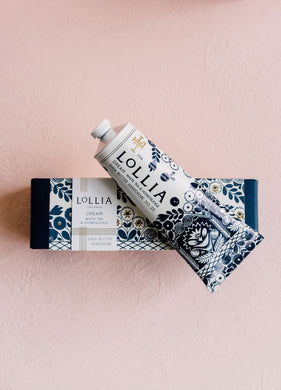 Lollia-Dream No. 25-Shea Butter Handcream