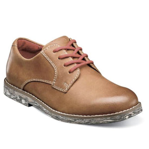 Florsheim KEARNY JR II-Brown Crazy Horse w/ Marble Sole