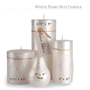 Ritz Timber Candle