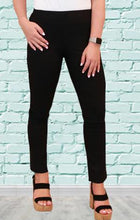 Load image into Gallery viewer, Krazy Larry Ankle Pant-Black