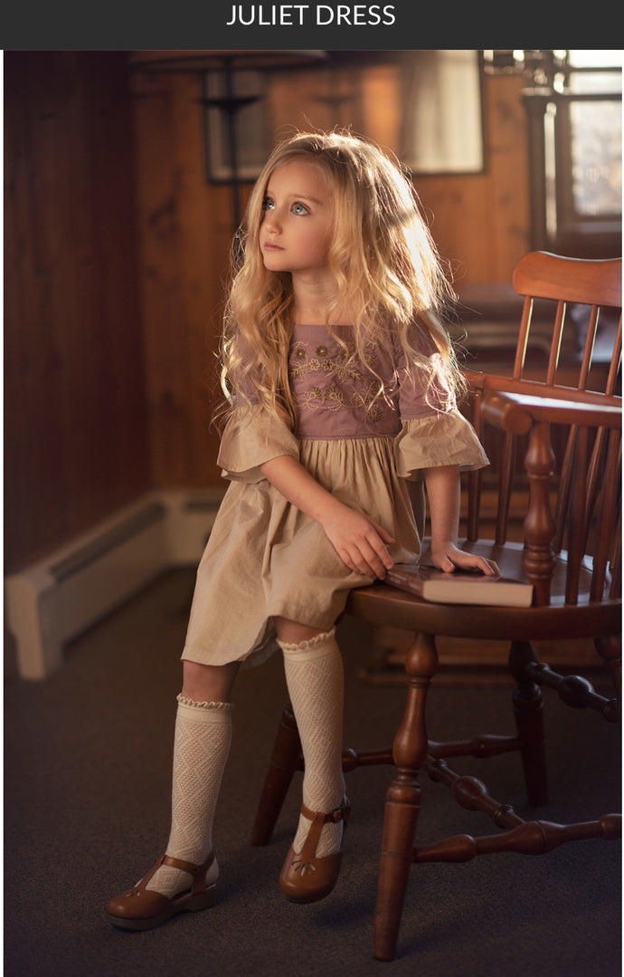 Little Prim-Juliet Dress