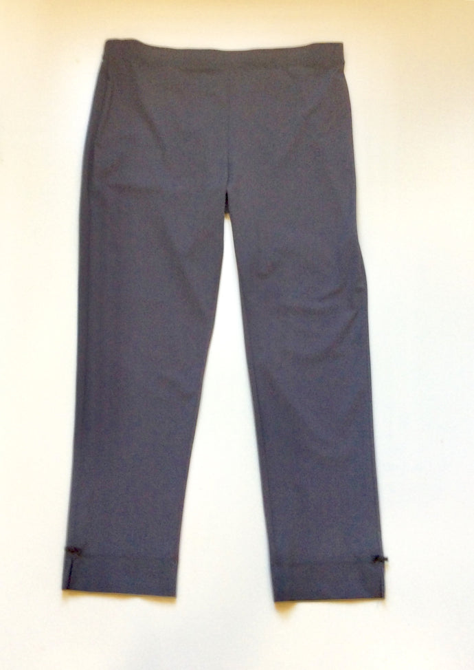 Charcoal Ankle Pants