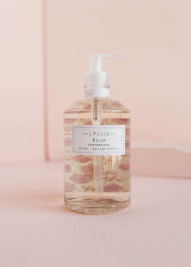 Lollia-Relax No. 08-Hand Soap