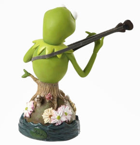 "Disney Showcase-Kermit the Frog Playing Bango ""The Muppet Show"""
