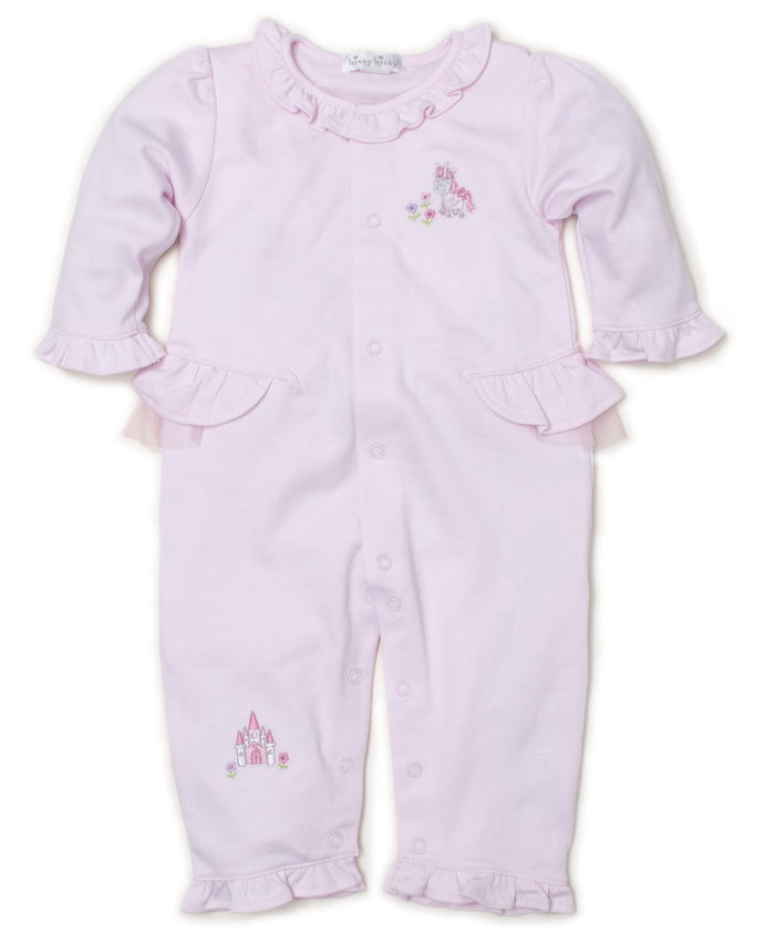Kissy Kissy-Baby Girls Playsuit-Unicorn Magic