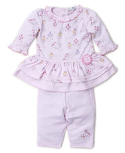 Load image into Gallery viewer, Kissy Kissy-Baby Girls Dress w/Leggings-Unicorn Magic