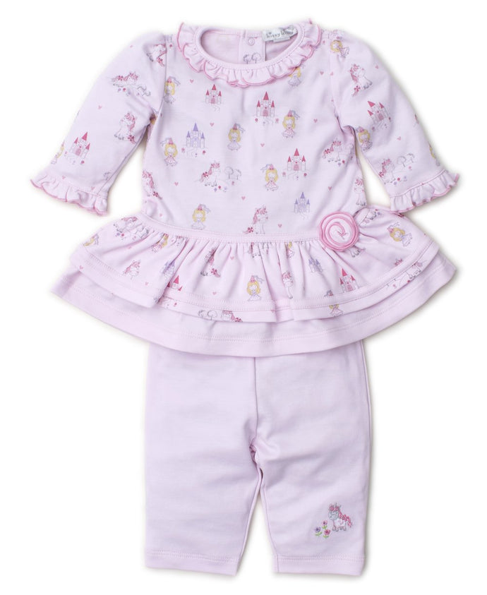Kissy Kissy-Baby Girls Dress w/Leggings-Unicorn Magic