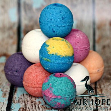 Fairhope Soap Company-Bath Bombs
