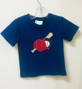 Zuccini-Boy's S/S Baseball Shirt