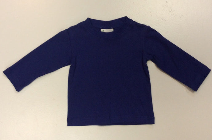 Zuccini-Boys L/S Royal Blue Tee Shirt