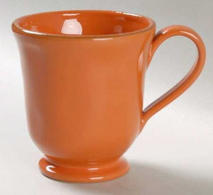 Fantasia Orange-Footed Mug