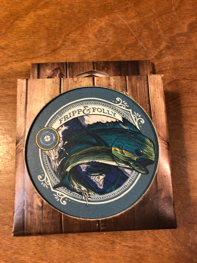 Fripp&Folly Coaster Mahi (set of 4)