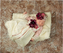 Load image into Gallery viewer, Haute Baby-Frilly Frocks Special Occasion Isabella Gown (Take-Me-Home)