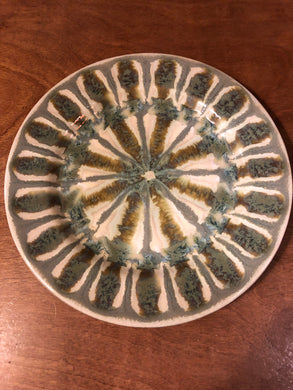 Gray Goose-Salad Plate
