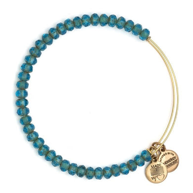 Aqua Luminary Bangle