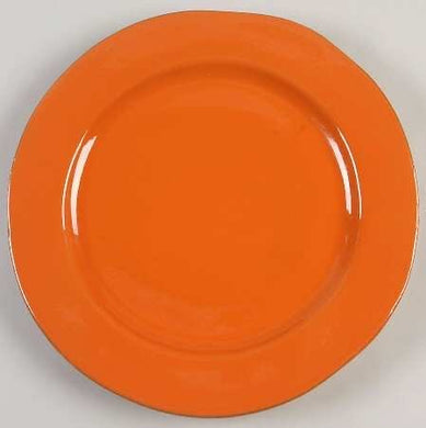 Fantasia Orange-Service Plate/Charger