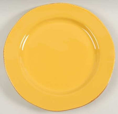 Fantasia Yellow-Service Plate/Charger