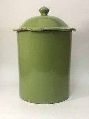 Cucina Fresca Sage-Large Canister