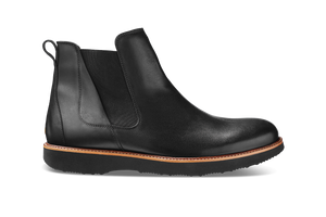 Samuel Hubbard 24 SEVEN Black Men's Shoes with Removable Insoles - Boutique du Cordonnier
