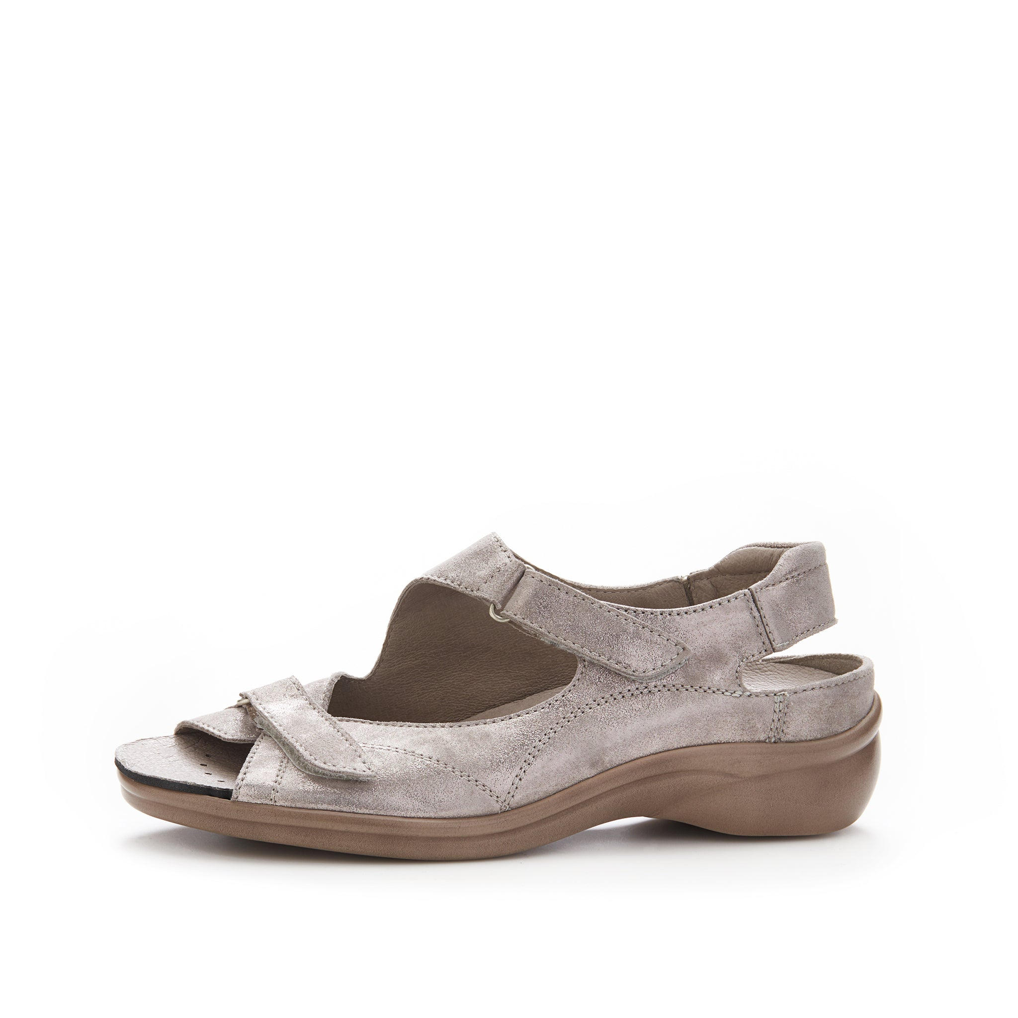 ARA MAYA 12-35472-83 G Sasso Sandale for Women with Removable Sole for OrthoticS FINAL / FINAL SALE - Shop of the Coordinator