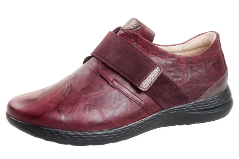 Fidelio Hallux 526102-37 Bordo Pangea Onion Problem Shoe HALLUX VALGUS - Coordinator's Shop